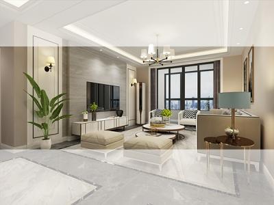 上海客厅设计